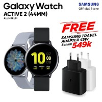 Samsung Galaxy Watch Active2 Watch Active 2 44mm Aluminium Free Travel
