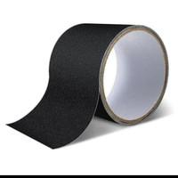 STEP NOSING LIST TANGGA/ANTI SLIP TANGGA SAFETY WOLK TAPE 5cm x 3mtr