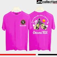 Kaos baju pink orang tua atasan cowo fashion pria distro murah OT10
