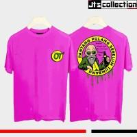 Kaos baju pink orang tua atasan cowo fashion pria distro murah OT9