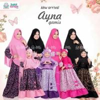 Terlaris ! AYNA Gamis by Bayi Banget Hijab F5872