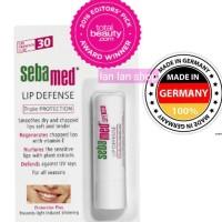 HOT SALE sebamed lip defense spf 30 lip balm vitamin E TERJAMIN
