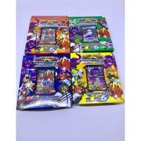 Best Seller Mainan Kartu Game Animal Kaiser Strong Ultra Rare S1-S5