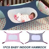 Hammock Ayunan dalam Ranjang Bayi Bisa Lepas Pasang Portable untuk