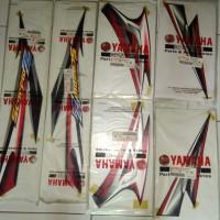 Striping Scorpio Z 2008 type standar original YGP Yamaha genuine par