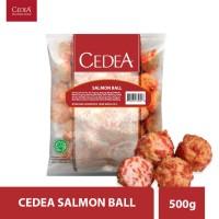 CEDEA Salmon Ball [500g]/Bakso Salmon