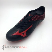 Sepatu Bola Mizuno Original Basara 103 MD Black High Red P1GA186460