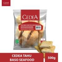 CEDEA Tahu Baso Seafood [500g]/Tahu Bakso Seafood