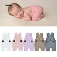 New Sky Newborn Infant Baby Knit Photography Rompers Clothes Photo