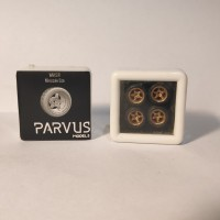 Parvus Models Ban Resin skala 1 64 Workmeister S1R S1 ukuran Miniscale