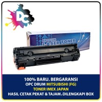TONER CARTRIDGE HP 85A CE285A - PRINTER LASERJET P1102 / M1132