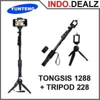 Paket Tongsis Yunteng 1288 + Tripod 228