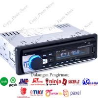 Tape Audio Mobil Multifungsi Bluetooth USB FM Radio