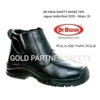 Sepatu Safety Dr. OSHA 3225 jaguar ankle boot 💯% original