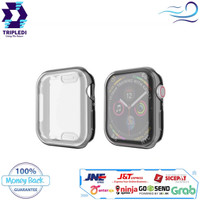 Case Apple Watch Series 1 2 3 4 5 / 38 40 42 44mm Casing Silikon Cover