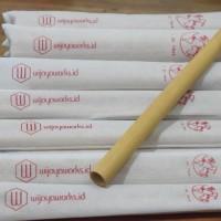 Sedotan Bambu 25cm
