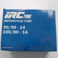 Ban Dalam IRC 300 14 atau 90 90 14 utk Ban Belakang Motor Matic