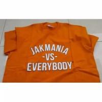 Tshirt Kaos Baju Diatro JACKMANIA VS EVERYBODY