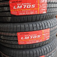 Ban Dunlop LM705 185/65 R15 (Ban Mobilio,Ertiga,Livina,Freed,Veloz)