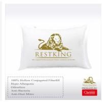 Grosir Bantal Restking (Hollow Siliconized Fiber) Bantal Guling Tidur