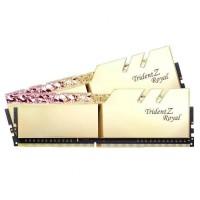 Ram Gskill DDR4 TridentZ Royal PC25600 16GB (2x8GB)F4-3200C16D-16GTRG