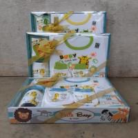 Kado Set Baju Bayi - Hadiah Baby Gift Newborn Paket Pakaian Anak