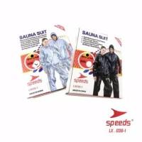 Baju Sauna Suit Import Jaket Celana Sauna Set Kualitas Bagus 036-1