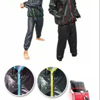 Baju sauna suit speeds import jaket sauna set kualitas bagus 036-2