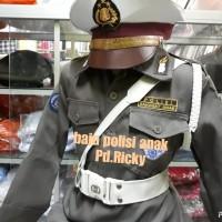 baju polisi anak murah
