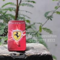 Backdoor V3 Aluminium Uv Print Costum Ferrari