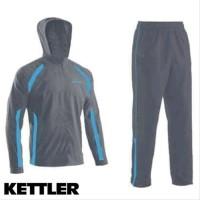 Jaket Sauna Pria Wanita Baju Pakaian Pemanas Badan Olahraga Murah