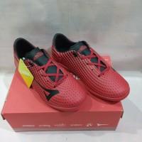 sepatu futsal anaktangung merah/hitam ardiles fl Dakota fl-tg