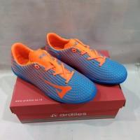 sepatu futsal anaktangung biru sky/Orange Ardiles fls Dakota fl-tg