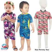 Baju Renang Anak Bayi Laki-laki dan Perempuan Balita Edora DV BB M