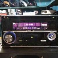 Kenwood DPX-MP4050 doubledin audio mobil head unit MURAH