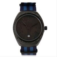 EIGER 1989 MOIRA WATCH - BLACK jam tangan eiger original