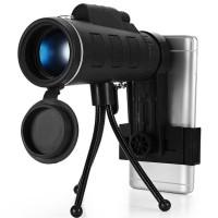 Camera Lensa Tele Zoom HD 40X60 untuk for Smartphone Android IOS