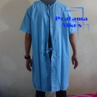 Seragam Medis Baju Pasien Baju Orang Sakit
