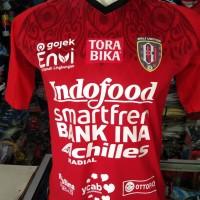 Jersey Baju Bola Bali United Home Full Polyflex 2019-2020