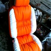 sarung jok mobil sofa busa tebal avanza 2015-2016