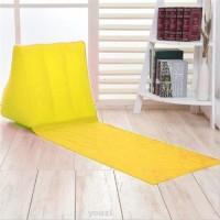 Leisure Outdoor With Inflatable Pillow Lounger Moistureproof Beach Mat