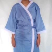 Baru Baju Pasien Piyama Kimono Rumah Hospital Baju Tidur Orang Sakit