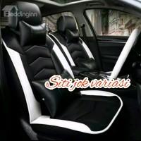 sarung jok mobil xenia rush ertiga apv wuling avanza airbag 2013