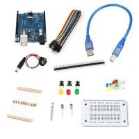 [A] 1 Set Kit UNO untuk Arduino UNO R3