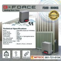 Autogate   Sliding gate   Mesin Pagar G-Force F500-800KG