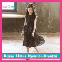 Baju Fashion Dress Gaun Pesta Anak Perempuan Cewek Import Murah