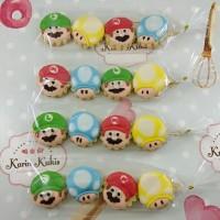 Kukis Hias, Kukis Karakter, Fancy Cookies Mario Bros