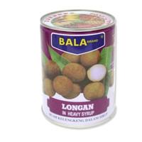 Bala Longan In Syrup / Buah Kaleng Longan / Lengkeng