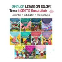 Amplop Lebaran Islami Hadits Rasulullah Hari Raya Idul Fitri