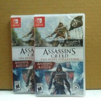 Switch Assasins Creed The Rebel Collection